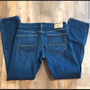 Hollister button fly jeans 33x32